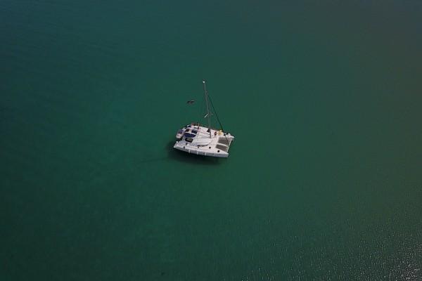 Galerie von Bildern mit Drohne aufgezeichnet